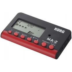 Métronome électronique Korg MA-2 BKRD