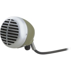 Micro harmonica Shure 520DX omnidirectionnel