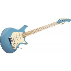 Guitare électrique Lag Jet 100 Holly Blue