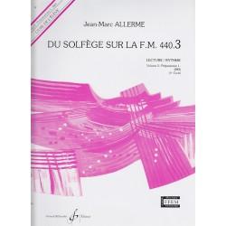 Du solfége sur la FM440.3 Lecture/rythme élève