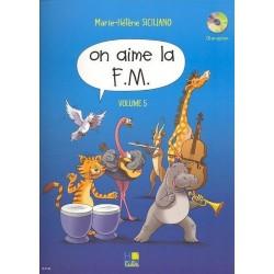 On aime la FM volume 5 Marie Helene Siciliano