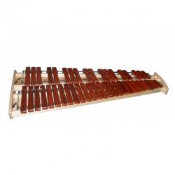 Xylophone d'étude Lennback 3 octaves 1/2 portable
