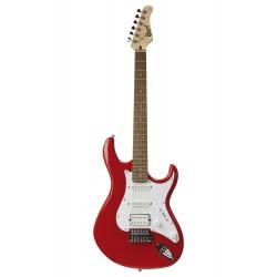 Guitare électrique Cort G110 SRD Scarlet red