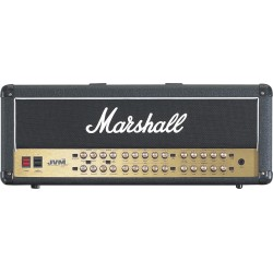 Tête guitare Marshall JVM410H 100 watts 4 canaux