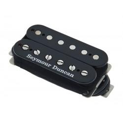 Micro de guitare électrique Seymour Duncan SH4JB chevalet noir