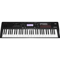 Clavier Workstation Korg Kross2 61 touches