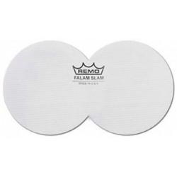 Patch protection peau de grosse caisse double Remo Falam slam 4 pouces