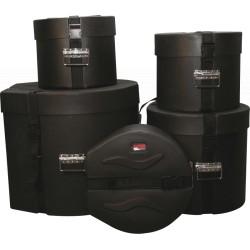 Pack d'étuis de batterie Gator standard 22 GPR-STD-SET
