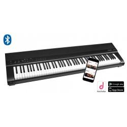 Piano numérique portable Medeli SP201+ noir Bluetooth