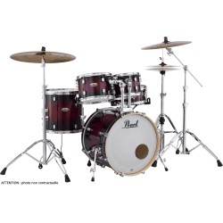 Batterie Pearl Decade fusion 20 Gloss Deep Red Burst