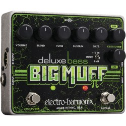 Pédale basse Electro Harmonix Deluxe Bass Big Muff π