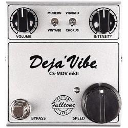 Pédale modulation Fulltone Mini Deja Vibe