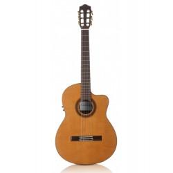 Guitare électro-acoustique classique Cordoba Iberia C7 CE CD cèdre