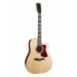 Guitare électro Norman Studio ST40 CW Natural HG Element
