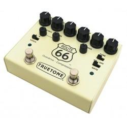 Pédale guitare overdrive Truetone Route 66 V3