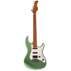 Guitare électrique Sire by Larry Carlton S7 SG Green sparkle