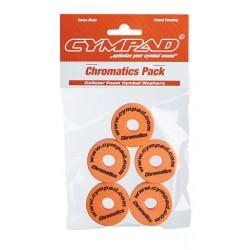 Atténuateur de cymbale CYMPAD Washer 15mm orange