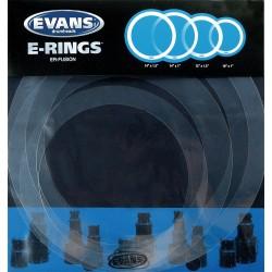 cercles atténuateurs pour batterie fusion Evans ER-FUSION