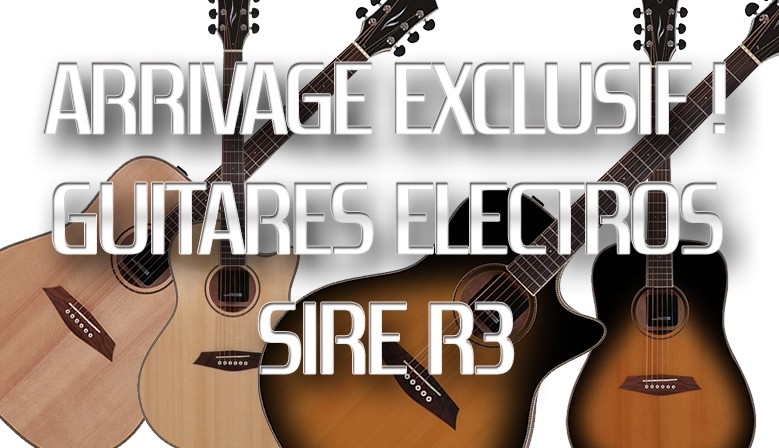 Guitares Sire